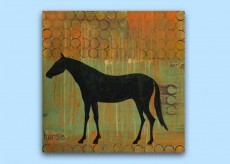 'Horse' by Clare Haxby
