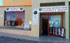 Gran Alacant charity shop