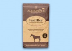 Buy a bag of specialist horse feed