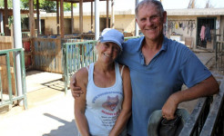 Easy Horse Care Rescue Centre co-founders Sue and Rod Weeding